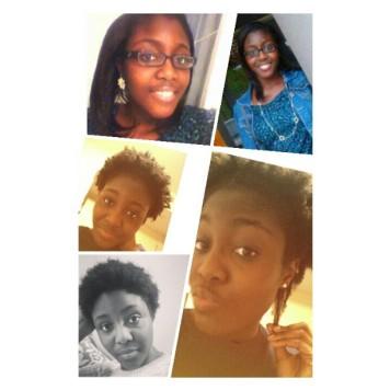 1 year anniversary Natural hair